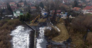 Police offer HUF 2 m reward for information on Danube oil pollution