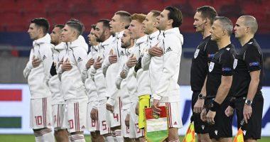 football-hungary-team