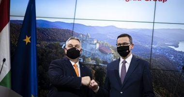 orbán morawiecki eu budget veto