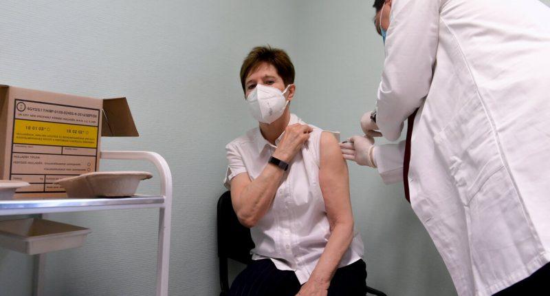 Hungary coronavirus vaccine