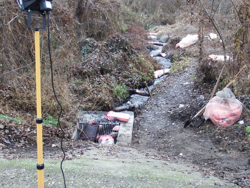 Ráckevei-Duna olajszennyezés