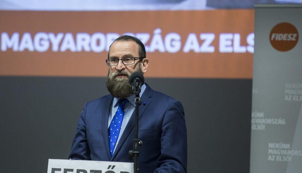 szájer MEP scandal hungary belgium