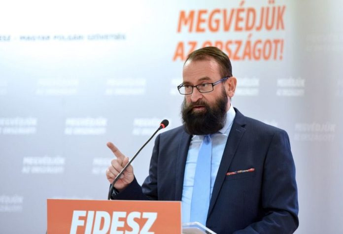 szájer fidesz mp scandal