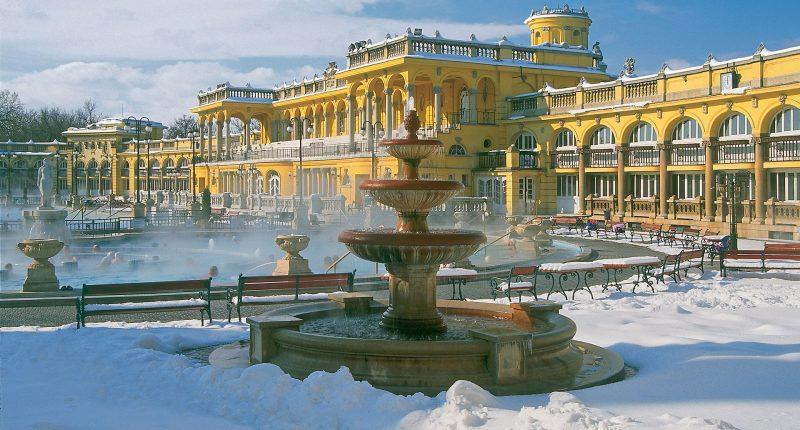 Széchenyi Bath Budapest