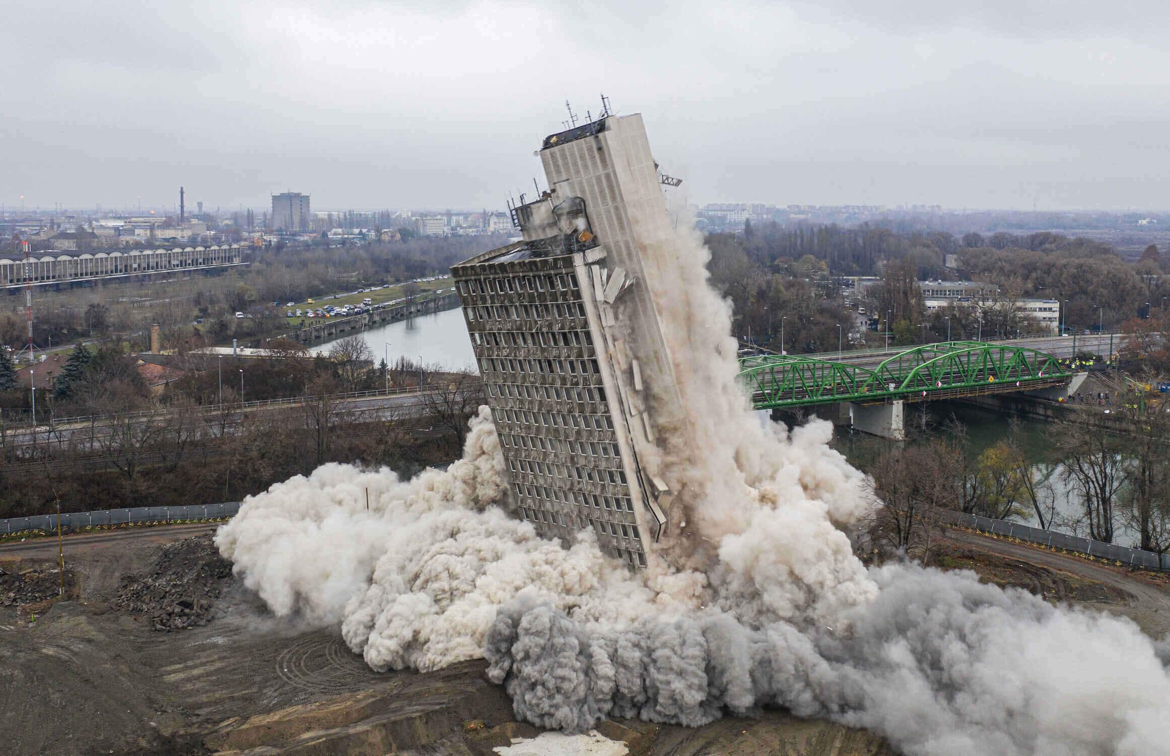 vituki tower blast