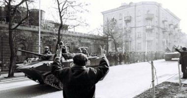 20 january 1990 Azerbaijan