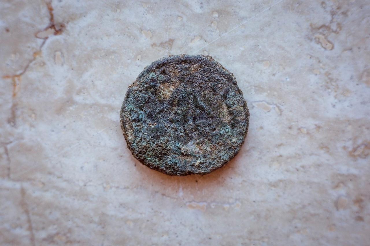 Ancient Roman Denarius
