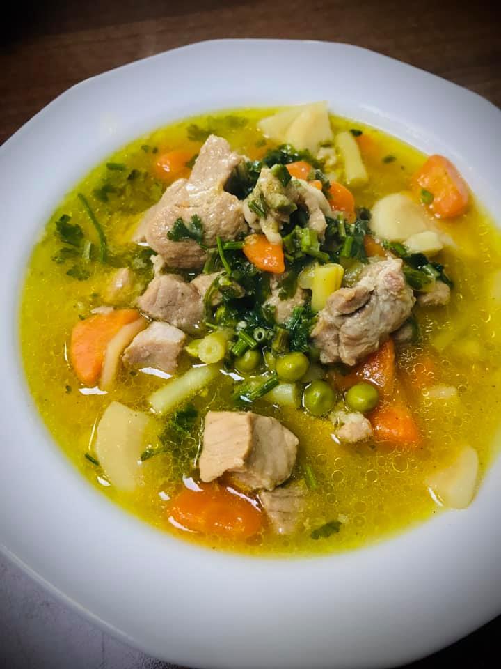 Becsináltleves Soup
