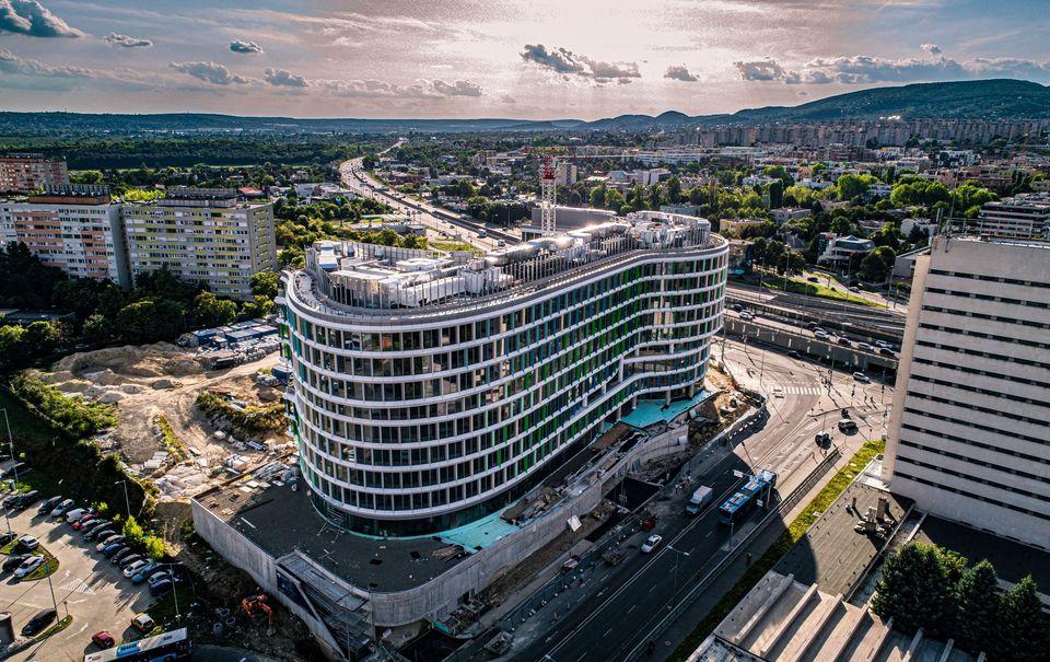 Budapest development