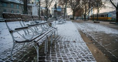 Budapest-snow-extreme-cold