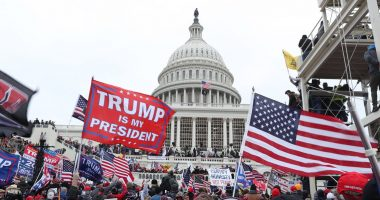 Capitolium-US-Washington-trump-supporters