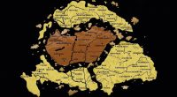 Geological Trianon Map Shrinking Hungary