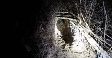 Police find fresh tunnel under Serbia-Hungary border