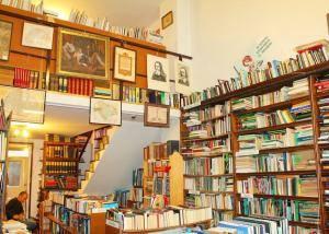 atticus antikvárium book shop