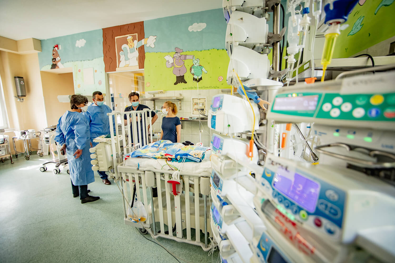 heim pál hospital children