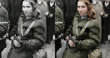 erika szeles 1956 revolution