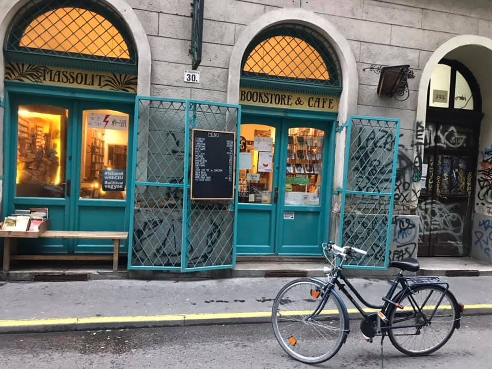 massolit books and café shop