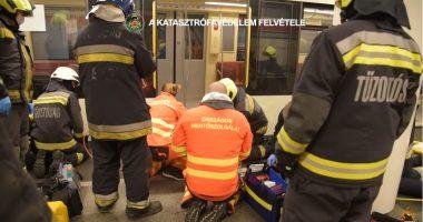 metro 2 accident