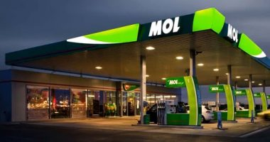 mol petrol station
