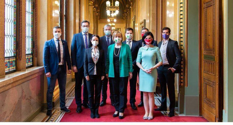opposition coalition