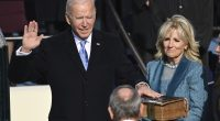 Biden on inauguration