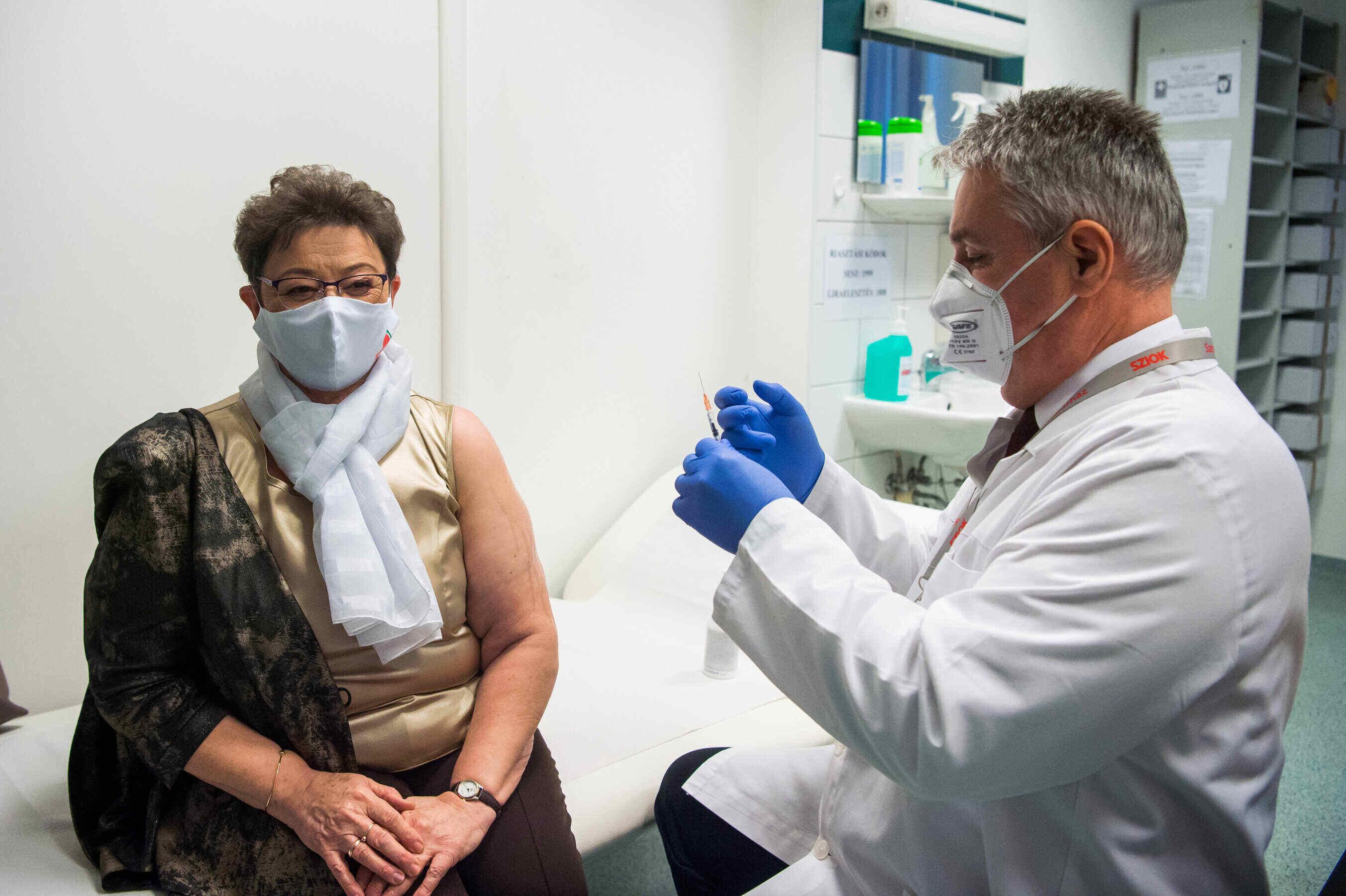 vaccination hungary