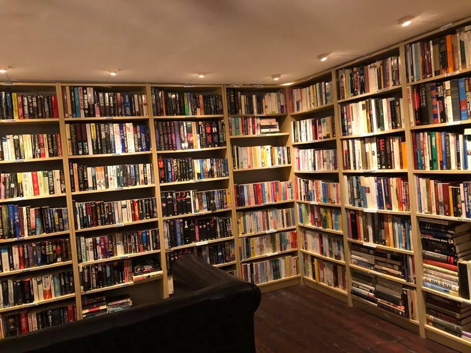 yellow zebra bookstore
