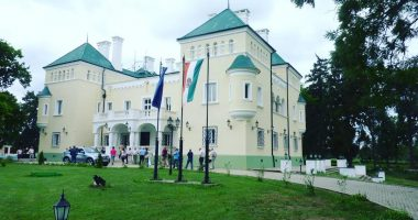 Castle Hungary money investment