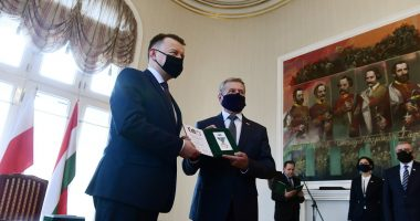 Defence ministry representatives from Hungary and Poland signed a bilateral military cooperation agreement in Budapest