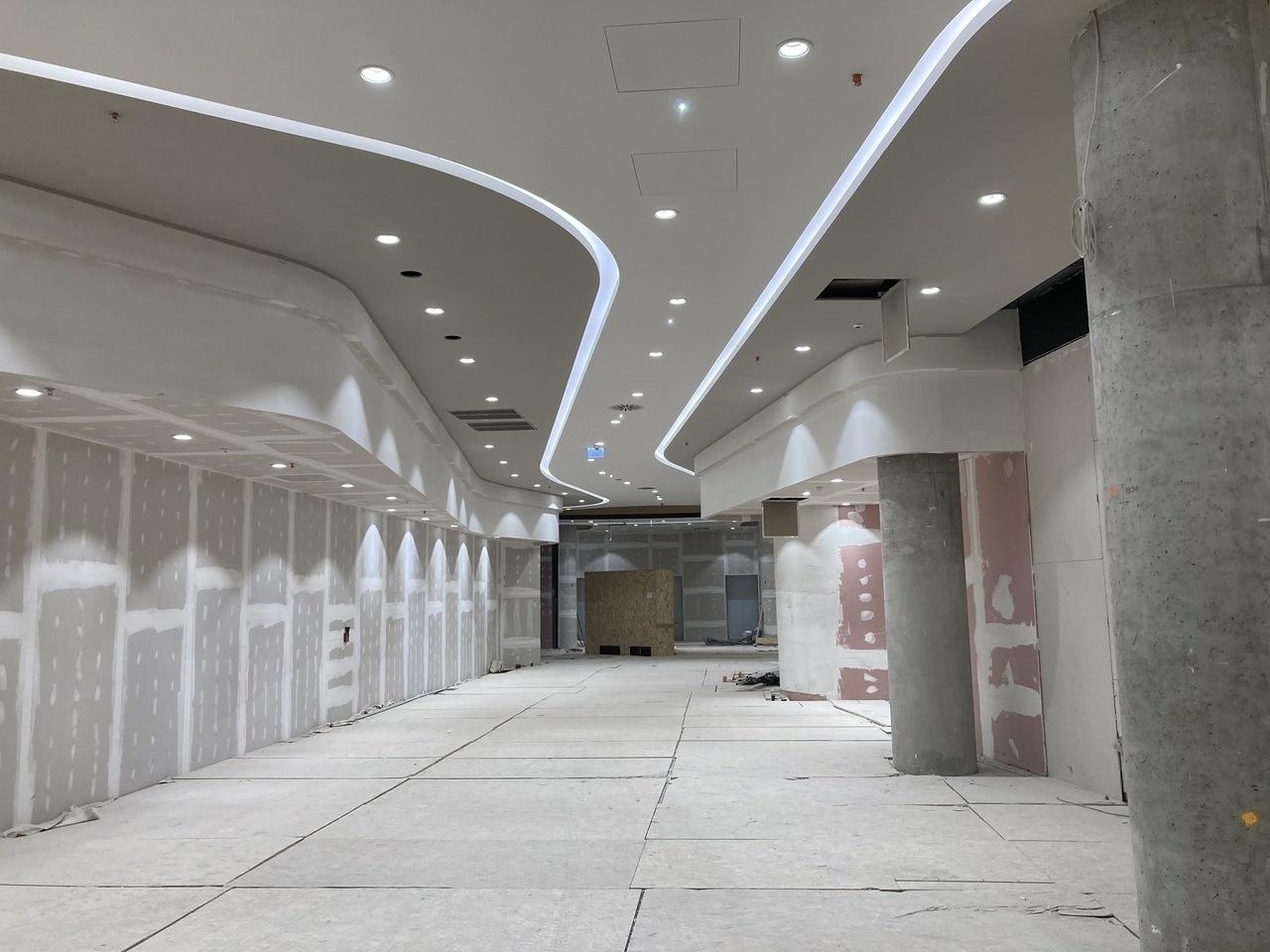 Budapest Etele plaza newest shopping center