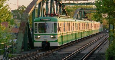 HÉV Budapest hungary Suburban Railway Vasút