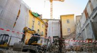 Output of Hungary's construction sector edged down 0.3 percent year-on-year in December