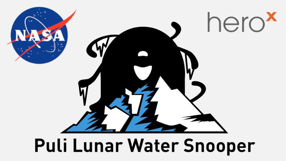 Puli Holdi Vízszimatoló Puli Lunar Water Snooper