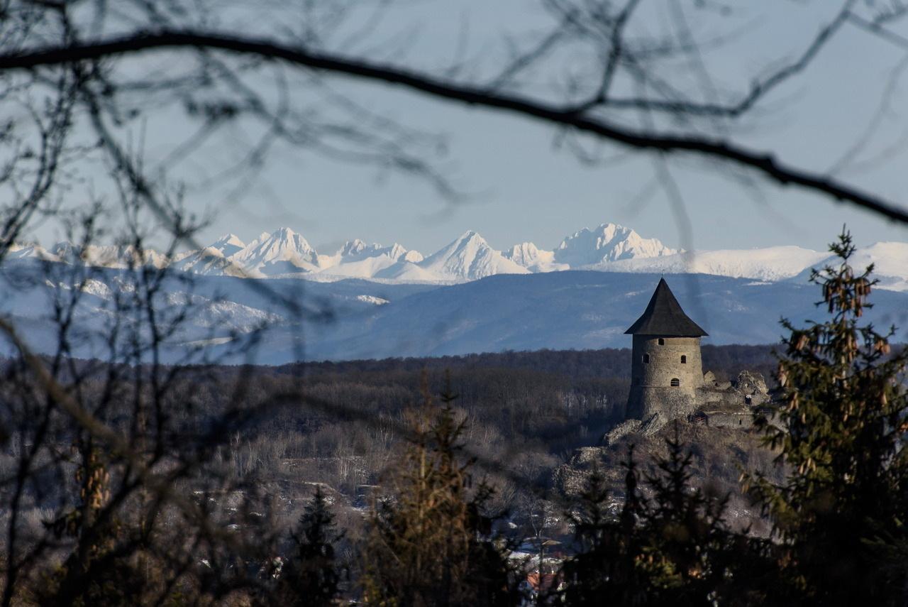 Somoskő Castle