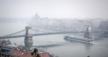 budapest smog fog