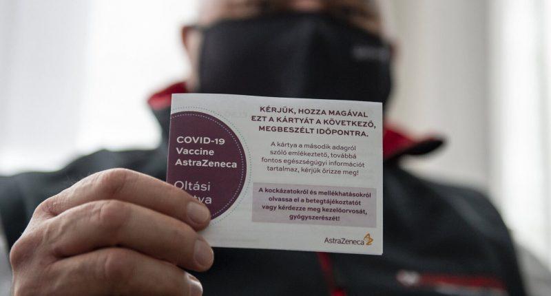 certificate of vaccine
