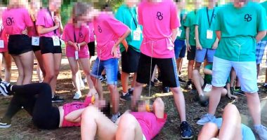 Freshman camp Neumann János