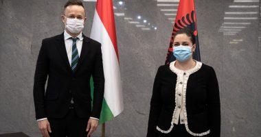 hungary albania
