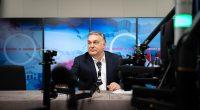 orbán in the radio