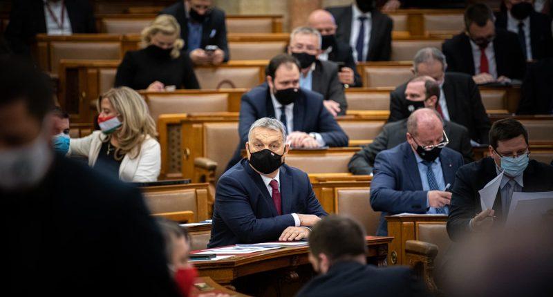 orbán parliament