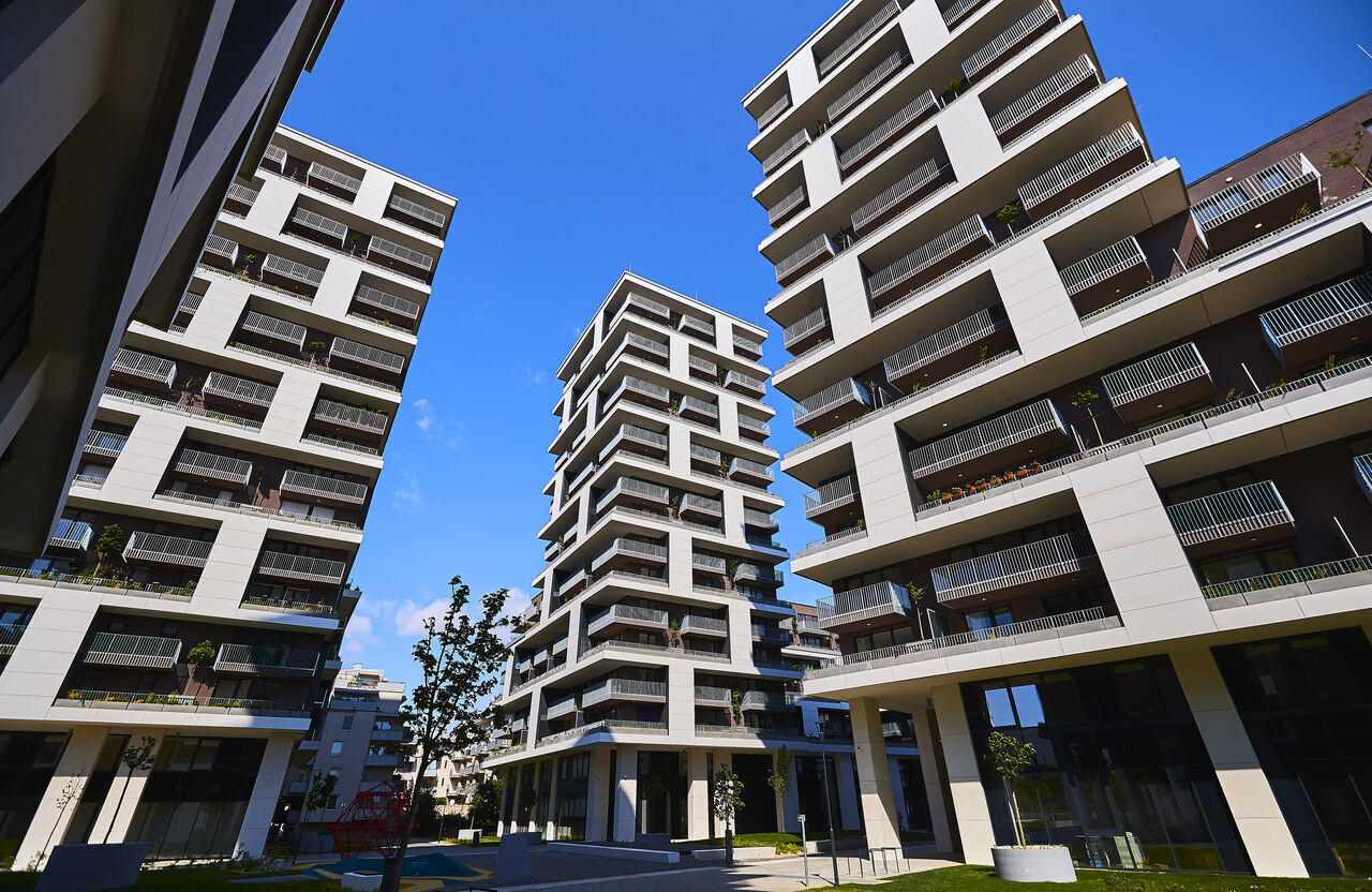 panoráma_lakópark apartment to rent in budapest
