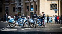 polizia police italy