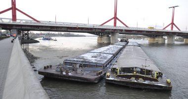 Hungary bridge Budapest accident