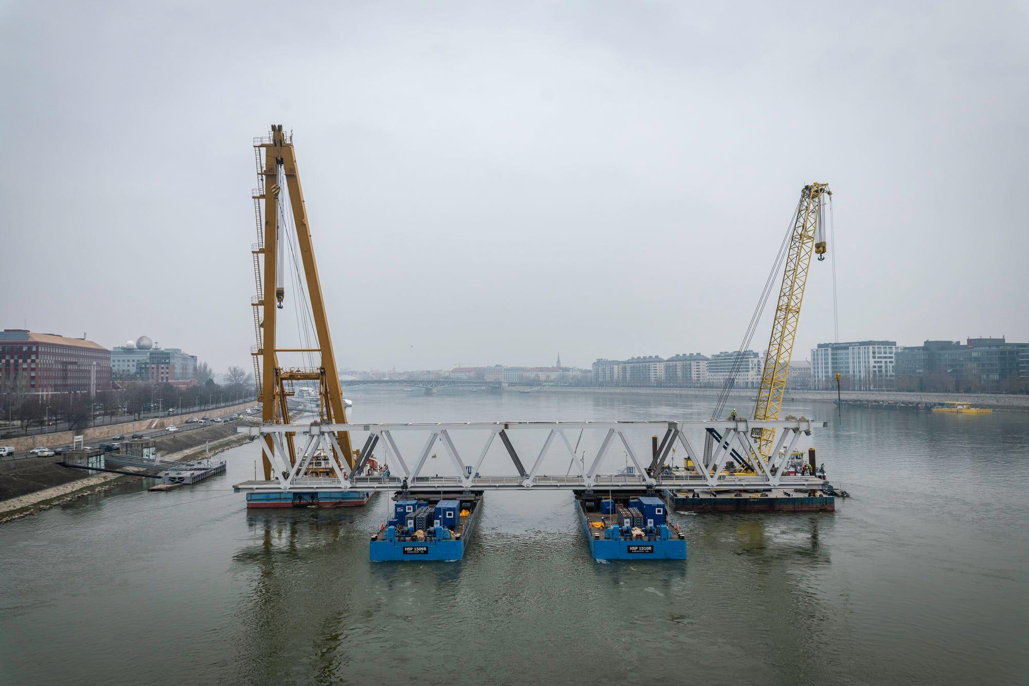 southern connecting railway bridge