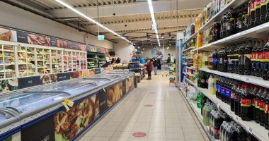 store shopping food tesco hungary