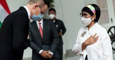 szijjártó indonesia hungary foreign minister