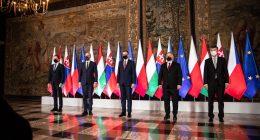visegrad group prime minister