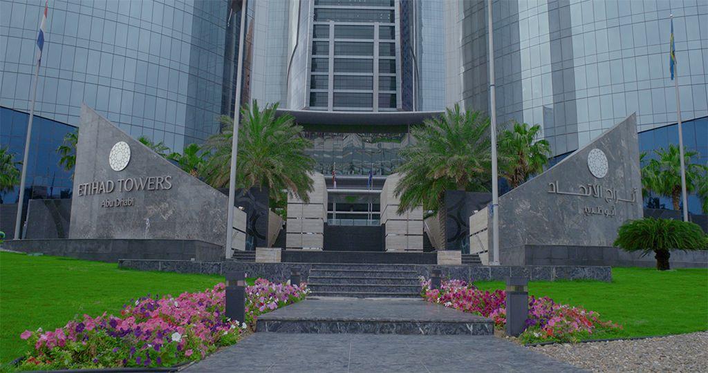 Avenue at Etihad Towers Outside Ground Floor
