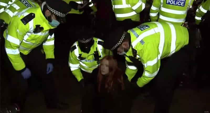 CBC News London Vigil