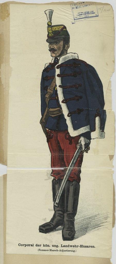 Honvéd Hussar 2